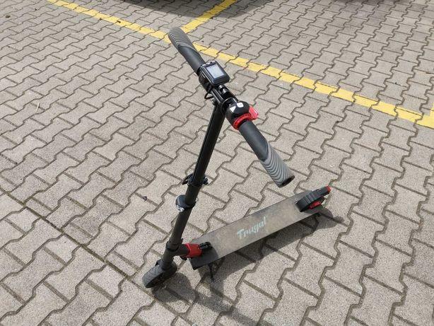 Frugal Smart elektryczna hulajnoga czarno-czerwona + GRATIS #357