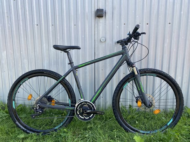 Велосипед Univega Cross (Shimano XT) (cube trek scott bulls)