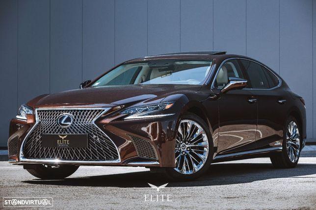 Lexus LS 500h Luxury Madeira Artesanal