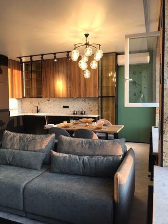 Продам 2к квартиру с новым ремонтом, вид моря, ЖК Новый берег, Фонтан