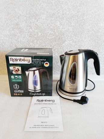 Электрический чайник Rainberg RB-913 1850-2200W 2 л.