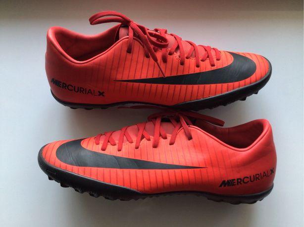 Сороконожки Nike Mercurial Victory 40 р.