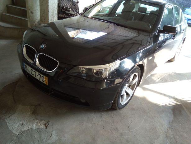 BMW 520 para troca