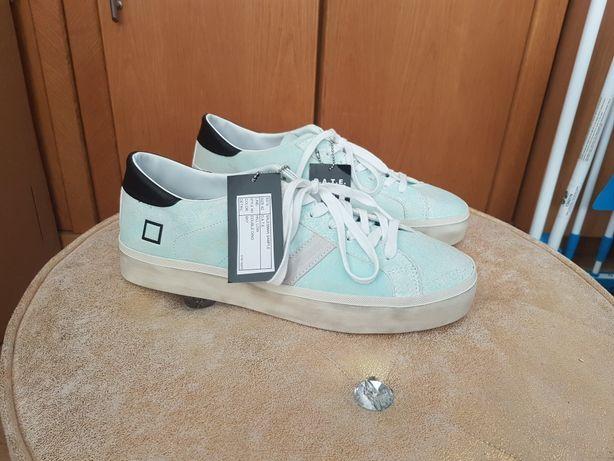 Nowe buty sportowe D.A.T.E 42 oryginalne blekitne must have warte 750
