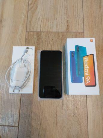 Okazja Nowy Smartfon Xiaomi Redmi 9A 2 GB / 32 GB cały zestaw !