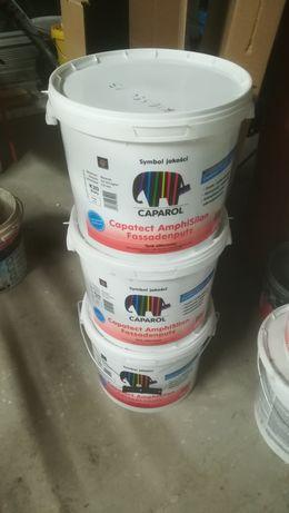 Tynk sylikonowy Caparol K20