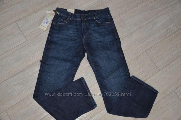 джинсы мужские 146- 152 рост. ИТАЛИЯ новые