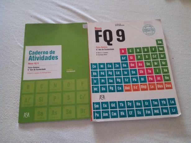 Livros fisico - quimica