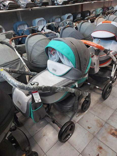 Wózek Adamex Barletta 2w1, 3w1, 4w1