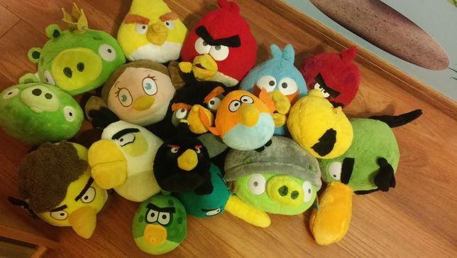 Angry birds -maskotki