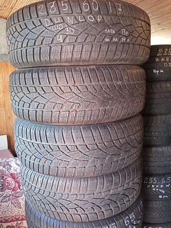 Зимні шини комплект 235/60 r17 dunlop