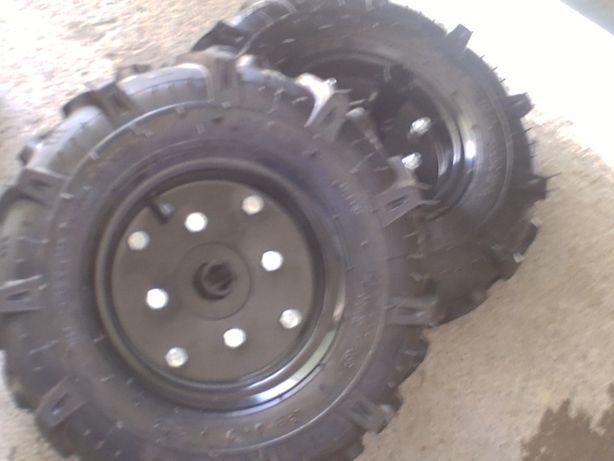 rodas com pneus para motenxada