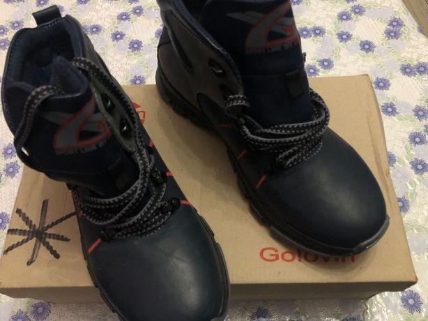 Зимние ботинки на подростка 38 размер