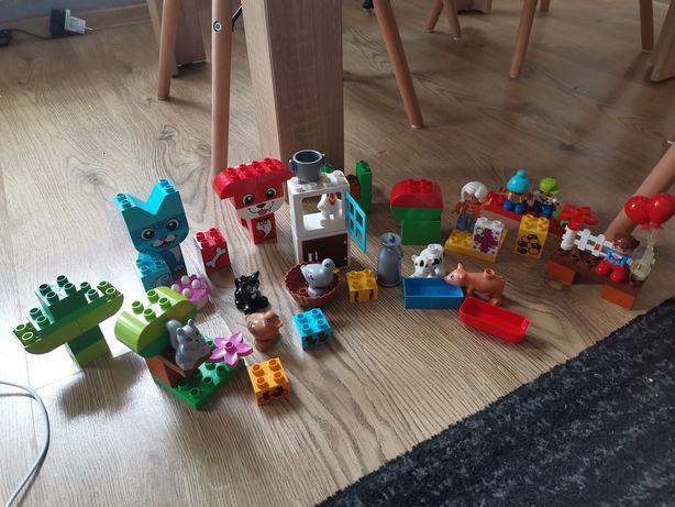 Lego duplo dla dziewczynki