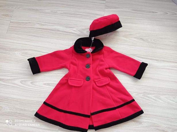 Płaszczyk kurteczka płaszcz dla dziewczynki wiosna nowy berecik r92