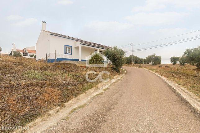 Casa de aldeia com espaço de exterior   Aldeia de Pias (Alandroal)