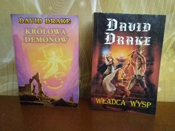 David Drake, Królowa Demonów, Władca wysp