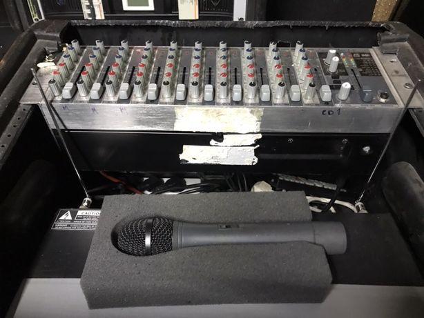 Karaoke rack completa