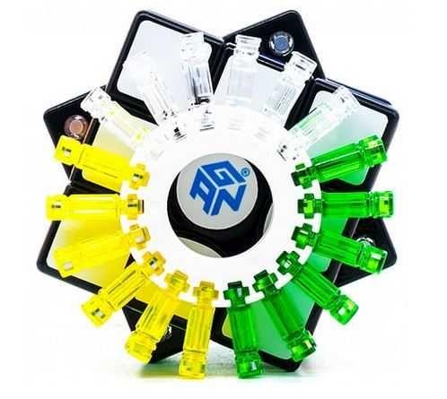Кубик Рубика,GAN356 X IPG V5,Ган356 АйПиДжи В5 икс+Фиджет спиннер!