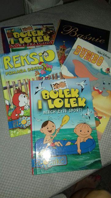 Sprzedam książki dla dzieci.