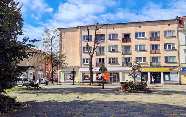 Lokal usługowy z dużymi witrynami na plac Wolności - 164m2