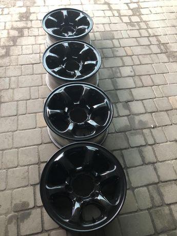 Продам,легкосплавное колёсные диски r15 в хорошем состоянии