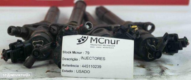 Injector Semi-Novo CITROЁN/C3 III (SX)/1.6 BlueHDi 75   07.16 - REF. 0445110239