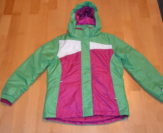 Kurtka narciarska dziewczęca Crivit Sports roz 146/152