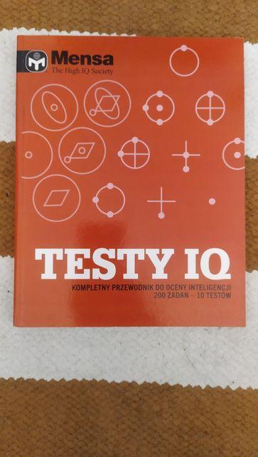 Książka Mensa. Testy IQ