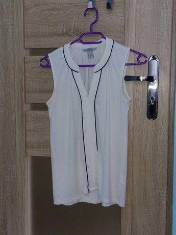 paka ubrań 34/36 sukienki, bluzka, koszule do biura długi rękaw krótki