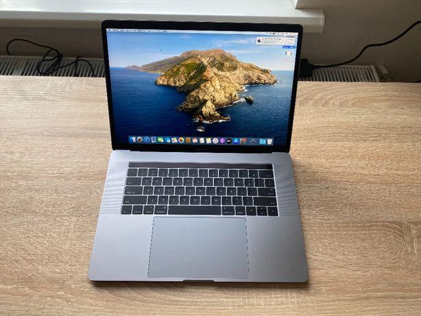 MacBook Pro 15 TouchBar 2016 i7, 512 SSD, 16 RAM Radeon 455, 88 циклів