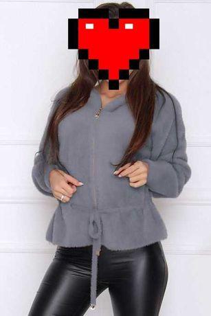 Piękny nowy sweterek, kurtka alpaka uniwersalna