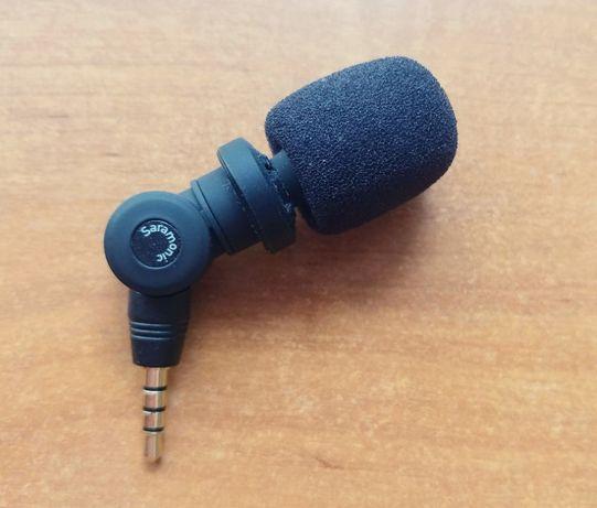 Мини-микрофон Saramonic SR-XM1 для GoPro, беззеркалки
