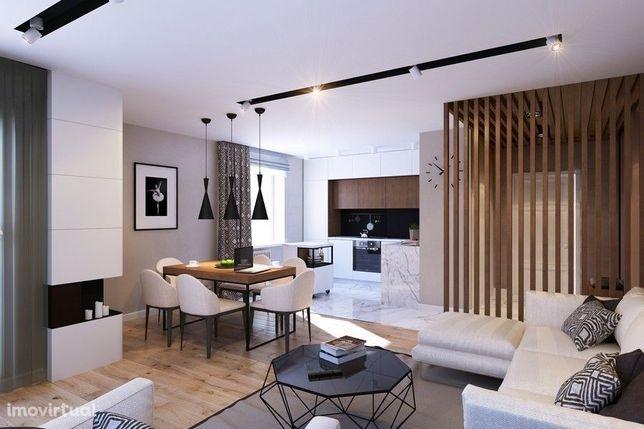 Apartamento T2 NOVO com terraço, no centro de Mafra.