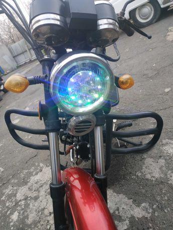 Продам Мотоцикл Мустанг 125