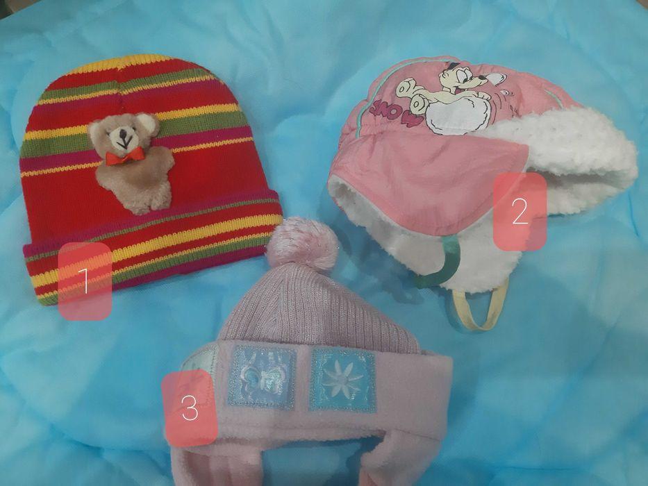 czapki, panamy, opaski dla niemowląt Pruszcz Gdański - image 1