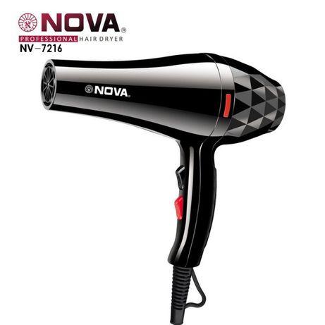 Мощный фен для волос Nova NV-7216 3200 Вт
