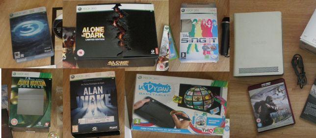 X-BOX 360 Edições Especiais + Leitor HD-DVD