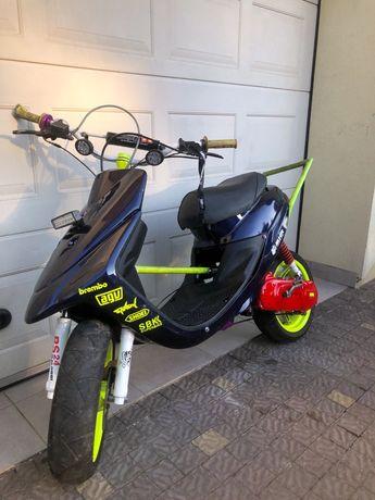 Yamaha jog stunt/ аероджог стант( не bws, slider, aerox, malaguti)