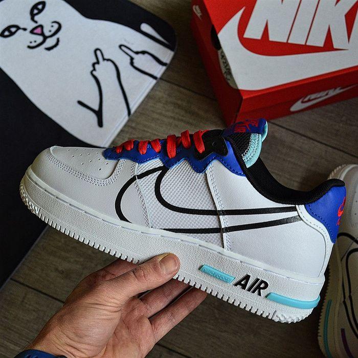 Buty Nike Air Force 1 React roz.40;41;42;43;44,45 Warszawa - image 1