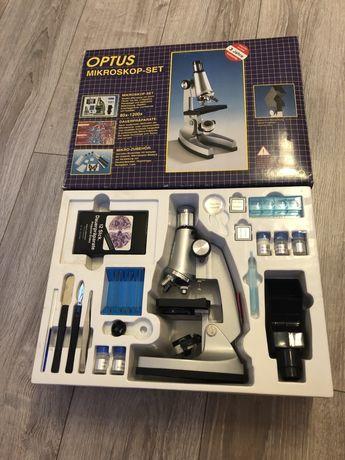 Mikroskop 100 % zestaw