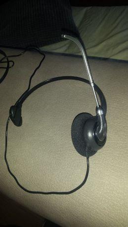 Plantronics headset - auscultador telefone