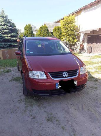 Sprzedam Volkswagen Touran