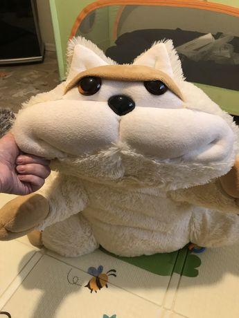 Большая мягкая игрушка кот Гарфельд