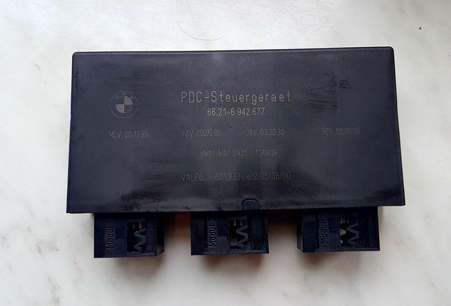BMW e60 e61 e65 x5 x6  Moduł Sterownik PDC