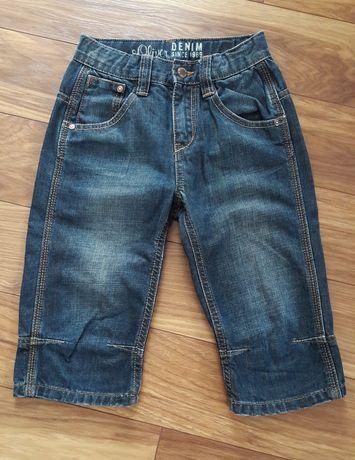 Spodenki jeansowe, szorty s.Oliver rozm.128