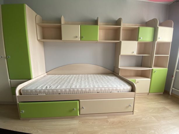 Дитячі меблі Snite снайт