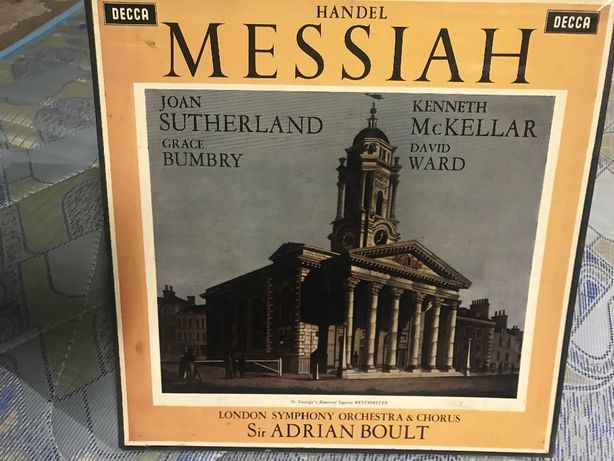 Handel Messiah completa