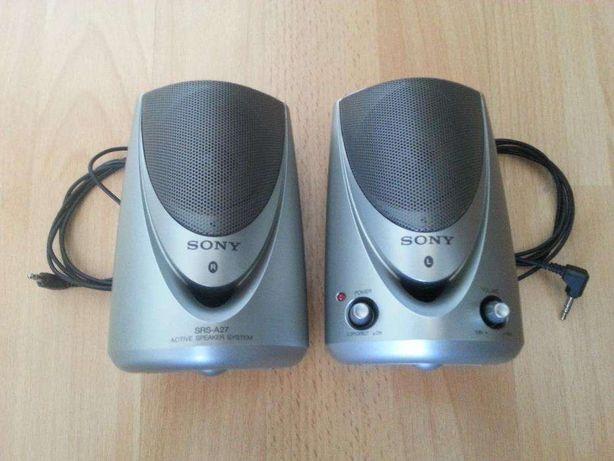 Colunas Sony, como novo