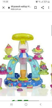 Набор Play-doh - Фабрика мороженого, Hasbro, B0306H